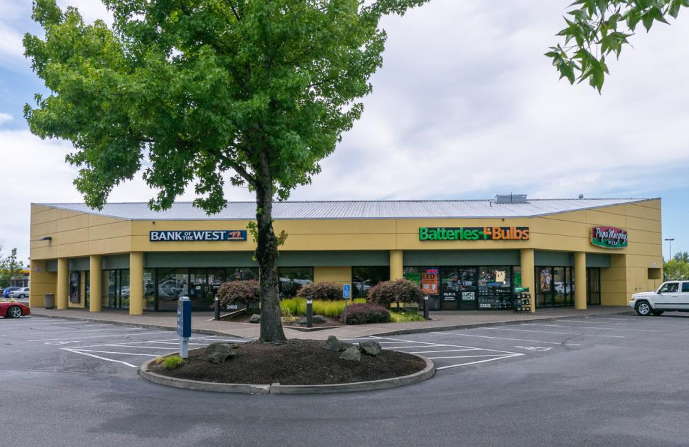 Evergreen Shops